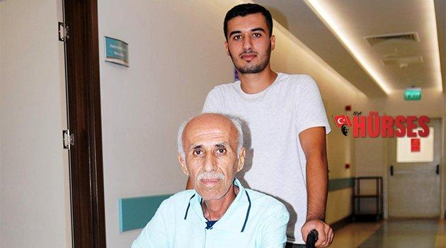 Karaciğer oğlundan, damar kadavradan