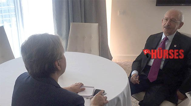 Kılıçdaroğlu: Adaylar çapraz anketten çıkacak