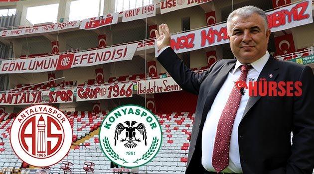 Konyaspor maçına kilitlendik