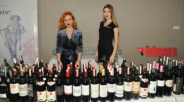 Adco'dan 14'üncü şarap fuarı