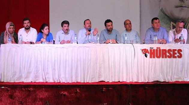 AK Parti'de hedef 19 Belediye