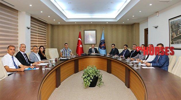 Akdeniz Üniversitesi'nde sektör buluşması