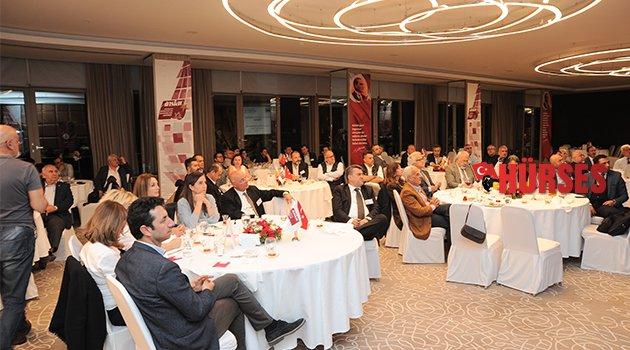 ANSİAD'ın Konuğu: Prof. Dr. Ümit Özlale oldu
