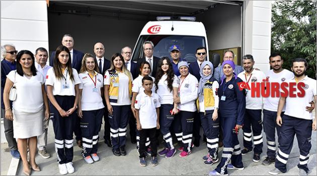 Antalya OSB'de açılış