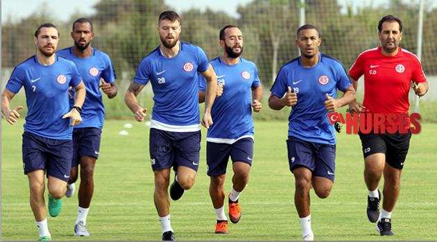 Antalyaspor'da Başakşehir hazırlığı