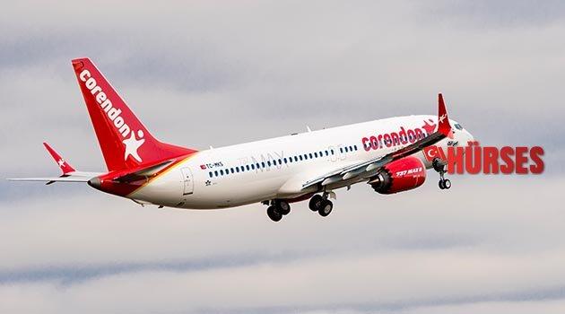 Corendon Airlines  yükseliyor!