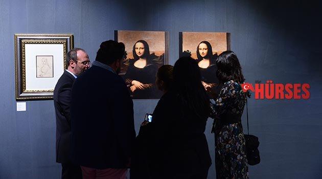 Da Vinci ziyaretçilerini bekliyor