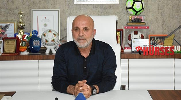 Hasan Çavuşoğlu: Takım ligde kalacak