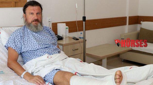 Hastanın dövdüğü doktor: Adalet bekliyorum