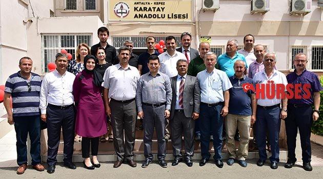 Karatay'a bilişim sınıfı
