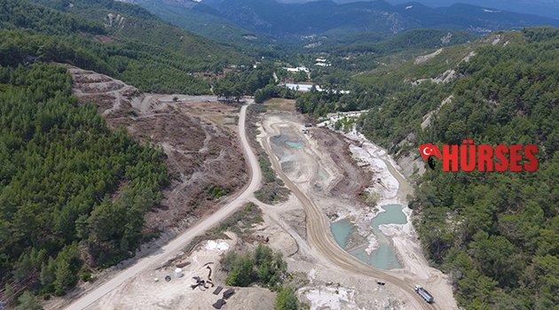 Kıbrıs Barajı'nın değeri 38 milyon