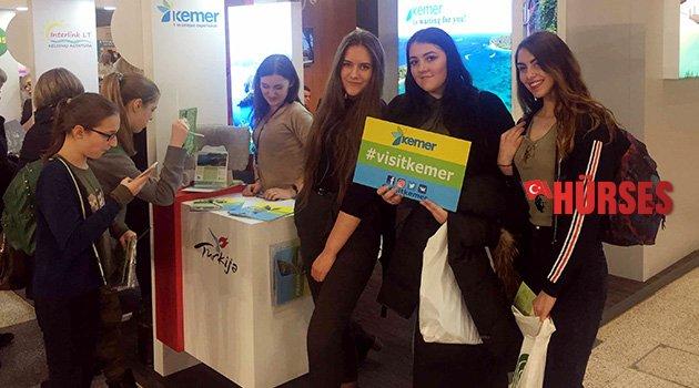Litvanya'da Kemer'e yoğun ilgi