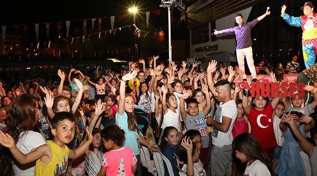 Manavgat Belediyesi'nden Ramazan şenlikleri