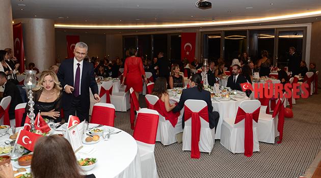 Rotary Kulüpleri, Cumhuriyet Balosu'nda buluştu