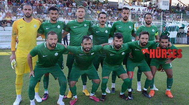 Serik Belediyespor Türkiye Kupası'nda