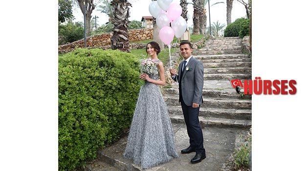 Stockholm'de tanıştılar Antalya'da nişanlandılar