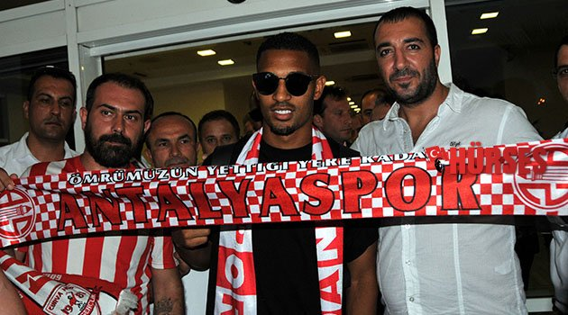 Vainqueur Antalyaspor'da