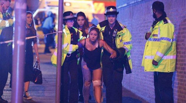 ''Manchester bombacısı hakkında istihbarat paylaşılmadı''