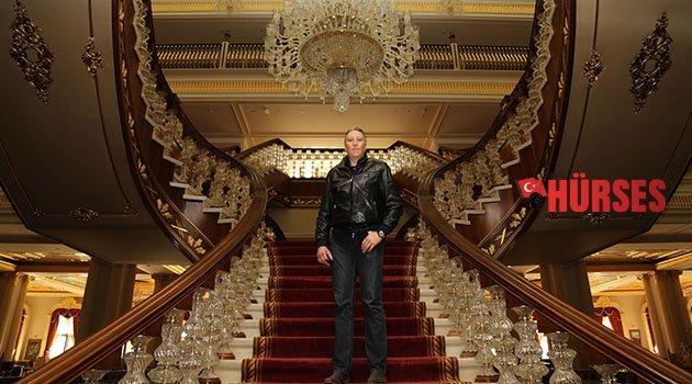 Mardan Palace yeniden açılıyor