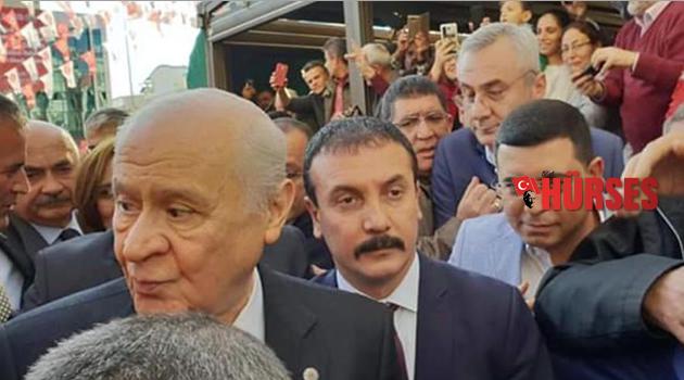 MHP'ye AKP desteği