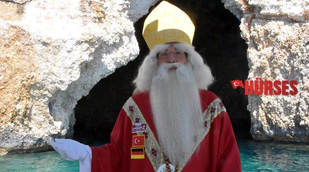 Noel Baba'dan çağrı