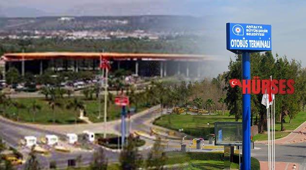Otogar alanı parça parça satılacak