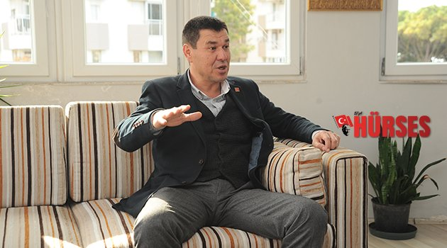 Şahin: CHP Muratpaşa'nın gülen yüzü olmaya kararlı