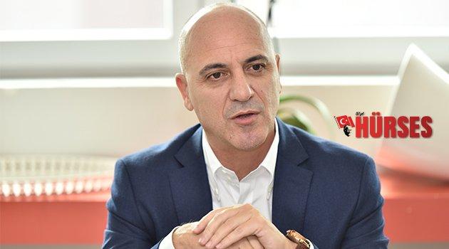 Salı Sohbetleri-113: Ali Bahar, Antalya OSB Başkanı: OSB'yi birlikte yönetmeye devam edeceğiz