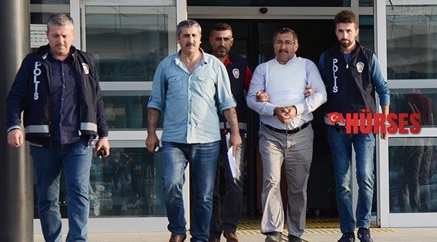 Serik'teki cinayette baba tutuklandı