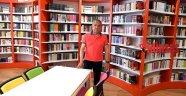 KOSHİM Kütüphanesi yeni eğitim yılına hazır
