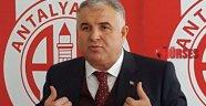 Antalyaspor'da deprem: Başkan Bulut istifa ediyor
