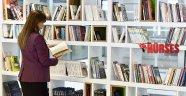 Antalya OSB Kütüphanesi açıldı