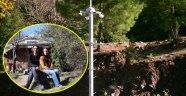 Alakır'daki çifte şimdi de kamera tacizi