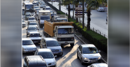 Antalya en fazla araç bulunan 4'üncü kent