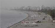Antalya siste griye büründü - Hava Durumu