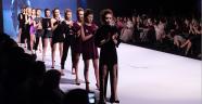 Antalyalı mankenler moda şovunda