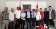 Antalyaspor'a TSYD ziyareti