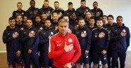 Antalyaspor'dan Afrin'e forma