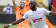 Antalyaspor'dan bir ilk daha