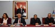 CHP'li meclis üyeleri oturumu terk etti