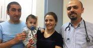Çocuk kalp cerrahisinde 300'üncü ameliyat
