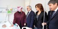 Hastalar için palyatif merkezi