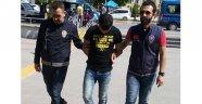 Hırsızlık zanlıları tutuklandı