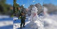 Kar görmek için yaylalara çıktılar