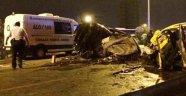 Kazada 4 kişi öldü