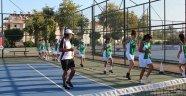 Kepez'den ücretsiz tenis eğitimleri