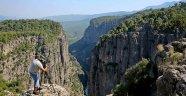 Macera tutkunlarının yeni adresi Tazı Kanyonu