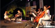 Phaselis Festivali'nde tango rüzgârı