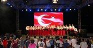 Ramazan etkinliklerinde  Çanakkale türküleri