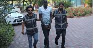 Sudanlı saldırgan yargılanıyor